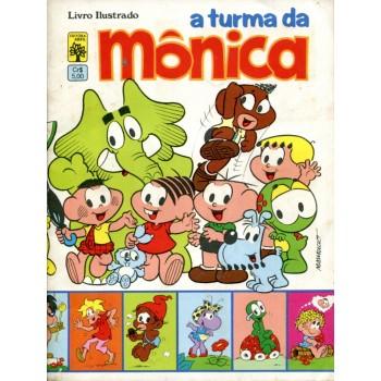 A Turma da Mônica (1979) Álbum de Figurinhas