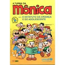 Turma da Mônica (2007) O Estatuto da Criança de do Adolescente